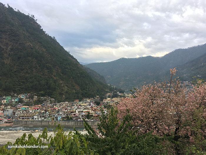 A Mountaineer's Town - Uttarkashi